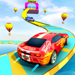 Crazy Car Stunts Mega Ramp Car Racing Games 2.1 (Mod)