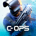 Critical Ops Online Multiplayer FPS Shooting Game  1.24.0.f1373 (Mod)