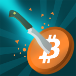 Crypto Slicer – Knife Hit, Play, Earn & Win Crypto 1.7.4(Mod)