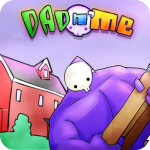 Dad And Me:Super Daddy Punch Hero 1.1.0 (Mod)
