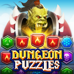 Dungeon Puzzles: Match 3 RPG  1.3 (Mod)