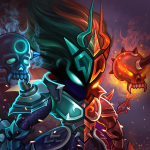 Epic Heroes War: Shadow Lord Stickman – Premium  (Mod) 1.11.3.457