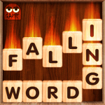 Falling! Word Game – Brain Training Games 1.04 (Mod)