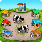 Farm Frenzy Free Time management games offline 🌻  (Mod) 1.3.8