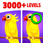 Find The Differences – Spot it 1.2.1 (Mod)