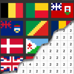 Flags Coloring By Number – Pixel 7.0 (Mod)