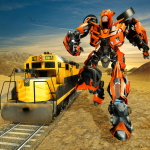 Futuristic Train Real Robot Transformation Game 1.3.0 (Mod)
