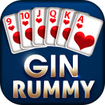 Gin Rummy – Best Free 2 Player Card Games 23.0 (Mod)