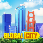 Global City Build your own world. Building Game  (Mod) 0.1.4662