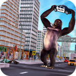 Gorilla Rampage 2020: City Attack 1.13 (Mod)
