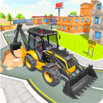 Heavy Excavator Sim 2018: Construction Simulator 15.0.5  (Mod)