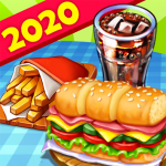Hell's Cooking: crazy burger, kitchen fever tycoon 1.39  (Mod)