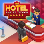 Hotel Empire Tycoon Idle Game Manager Simulator  (Mod) 1.9.7