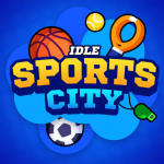 Idle Sports City Tycoon Game: Build a Sport Empire 1.6.1 (Mod)
