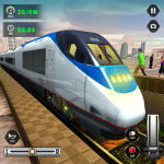 Indian Train Driving Simulator 2020 0.1 (Mod)
