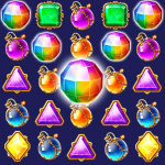 Jewel Castle™ – Classical Match 3 Puzzles 1.7.6 (Mod)
