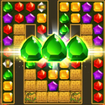 Jewel Gem Match3 – Blast and Twist Jewel World 1.6 (Mod)