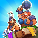 King Of Defense: Battle Frontier (Merge TD)  (Mod) 1.8.6