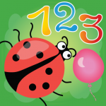Learning numbers is funny. Toddlers learning games 2.3 (Mod)