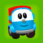 Leo the Truck and cars: Educational toys for kids 1.0.49 (Mod)