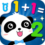 Little Panda Math Genius – Education Game For Kids  (Mod) 8.52.00.00