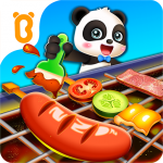 Little Panda's Food Cooking 8.43.00.10 (Mod)