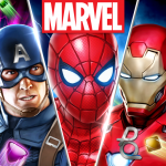MARVEL Puzzle Quest: Join the Super Hero Battle! 204.531444 (Mod)