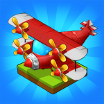 Merge Airplane Cute Plane Merger  (Mod) 2.0.18