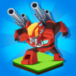 Merge Robots Click & Idle Tycoon Games  1.6.5 (Mod)