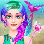 Mermaid Makeup Salon – Girls Fashion Beauty 4.0 (Mod)
