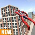 Miami Rope Hero Spider Open World Street Gangster 1.0.25  (Mod)