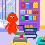 My Monster Town – Supermarket Grocery Store Games 1.12 (Mod)