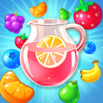 New Sweet Fruit Punch – Match 3 Puzzle game 1.0.27 (Mod)