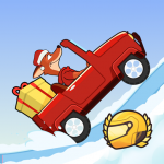 Nonstop Hill Racing: Funny Racing – Climbing Race 1.1.2 (Mod)