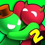 Noodleman.io 2 – Fun Fight Party Games 2.8 (Mod)