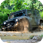 Offroad Jeep Hill Climbing: 4×4 Off Road Racing 1.0 (Mod)