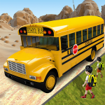 Offroad School Bus Driving: Flying Bus Games 2020 1.39 (Mod)