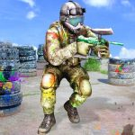 Paintball Arena Shooting: Shooter Survivor Battle 1.1.8 (Mod)