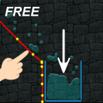 Physics Puzzles: Fill Water Bucket Free 1.0.25 (Mod)