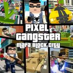 Pixel Gangster && Mafia Block City Dude Theft Car 1.02 (Mod)