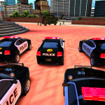 Police Car Driving in City 404 (Mod)