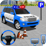 Police Jeep Spooky Stunt Parking 3D 2 1.0 (Mod)
