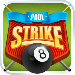 Pool Strike online 8 ball pool billiards free game 6.4 (Mod)