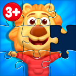 Puzzle Kids Animals Shapes and Jigsaw Puzzles  (Mod) 1.4.1