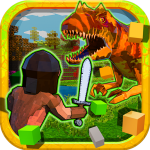 RaptorCraft 3D: Survival Craft ► Dangerous Worlds 5.0.4 (Mod)