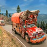 Real Indian Cargo Truck Simulator 2020: Offroad 3D 1.0 (Mod)