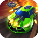 Road Rampage: Racing & Shooting to Revenge 4.5.2 (Mod)