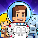 Rocket Star – Idle Space Factory Tycoon Game 1.45.0  (Mod)