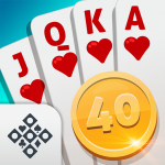 Scala 40 Online – Free Card Game  105.1.32 (Mod)