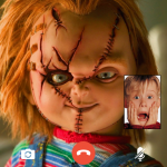 Scary Doll Fake Video Call simulator 12.0 (Mod)